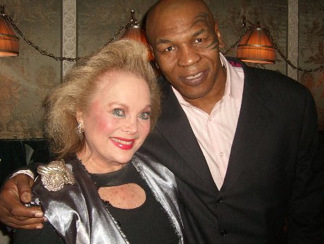 "The legendary director of ""Raging Bull"" and former heavyweight champ Mike Tyson agree -- CC's a knockout!"
