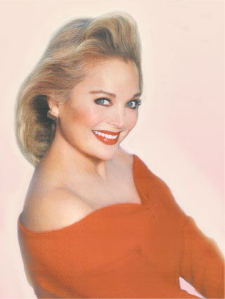 Carol Connors singer and Academy award nominee