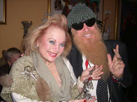Carol and ZZ Top