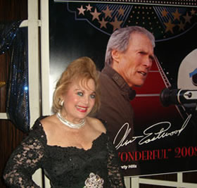 carol connors with clint eastwood